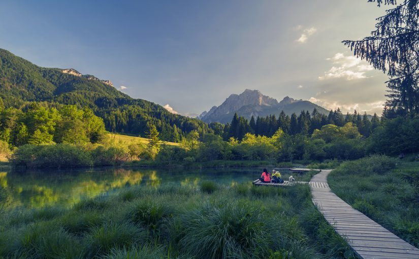Best hiking routes in Slovenia